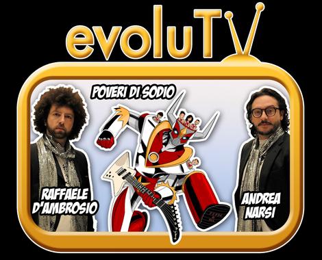 Show - Musicomedy EvoluTV