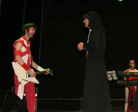 Show - Musicomedy Paolo Casiraghi